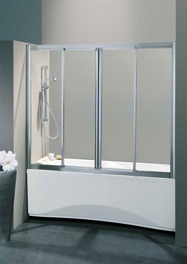 Produzione pareti per vasche da bagno Emibox